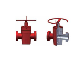What is the Selection Principle of Slab Gate Valve?